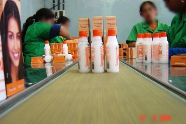 Empresa de embalagem de produtos