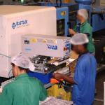 Empresas de injeção de peças plasticas